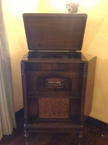 Traditional Phonograph