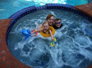 Ella, Garrett & Jilleen Summer 2011
