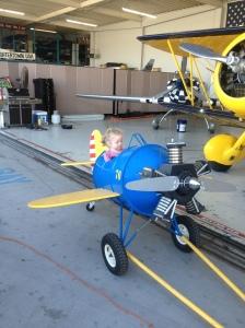 Air Combat USA Model Airplane