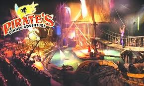 Pirates Dinner Adventure in Buena Park