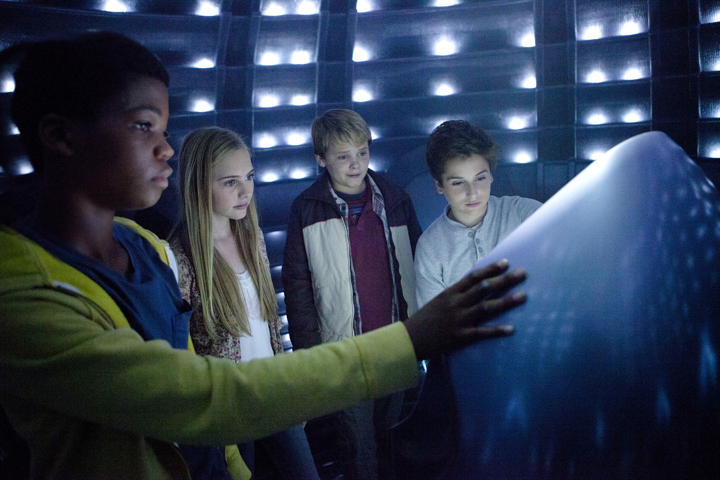 earth to echo movie review a modern day sciencefiction