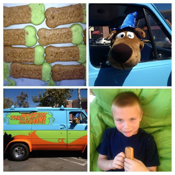Scooby Party