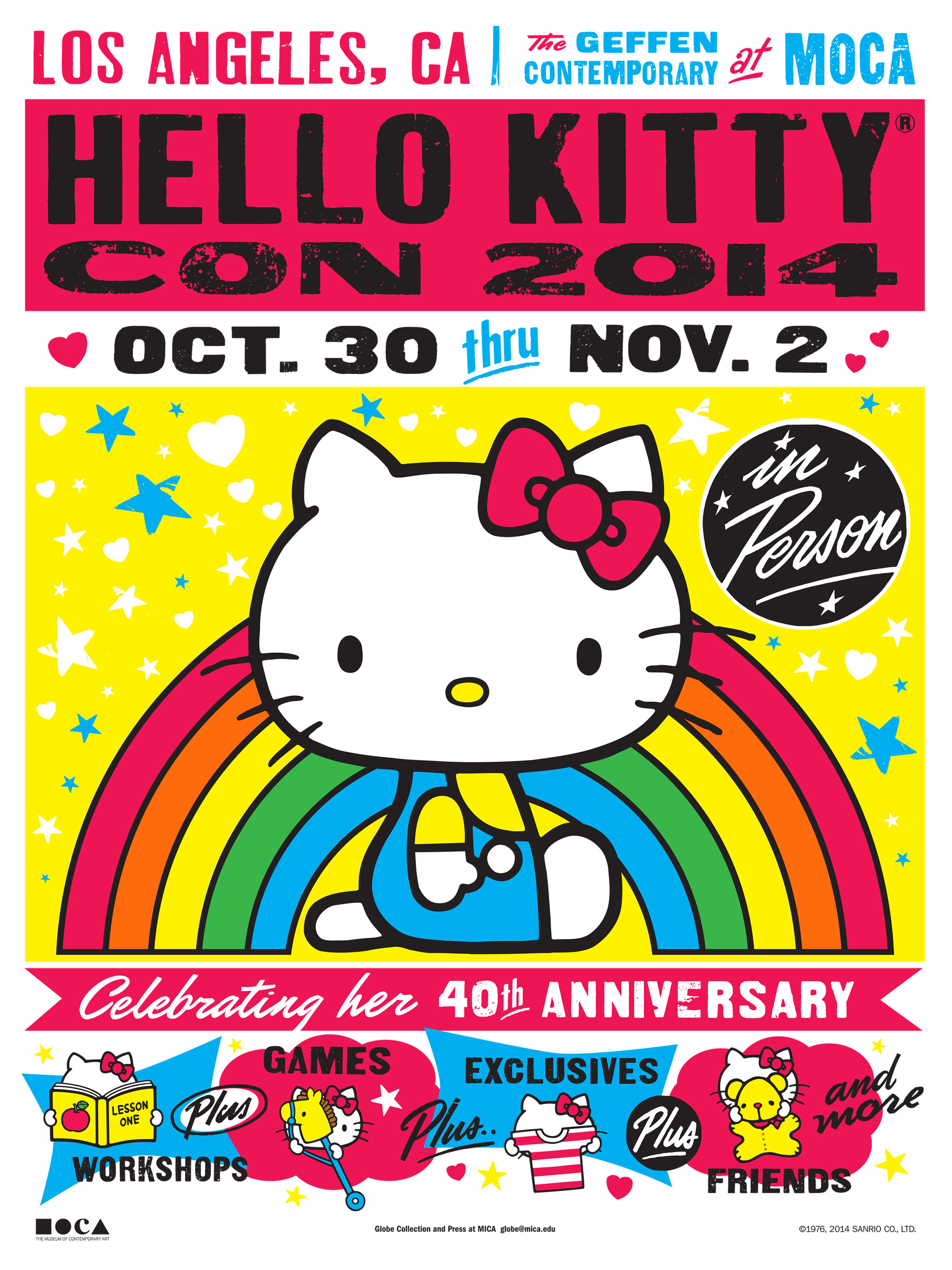 836a88812 Get your tickets for Hello Kitty Con 2014 coming to LA 10/30 - 11/2 ...